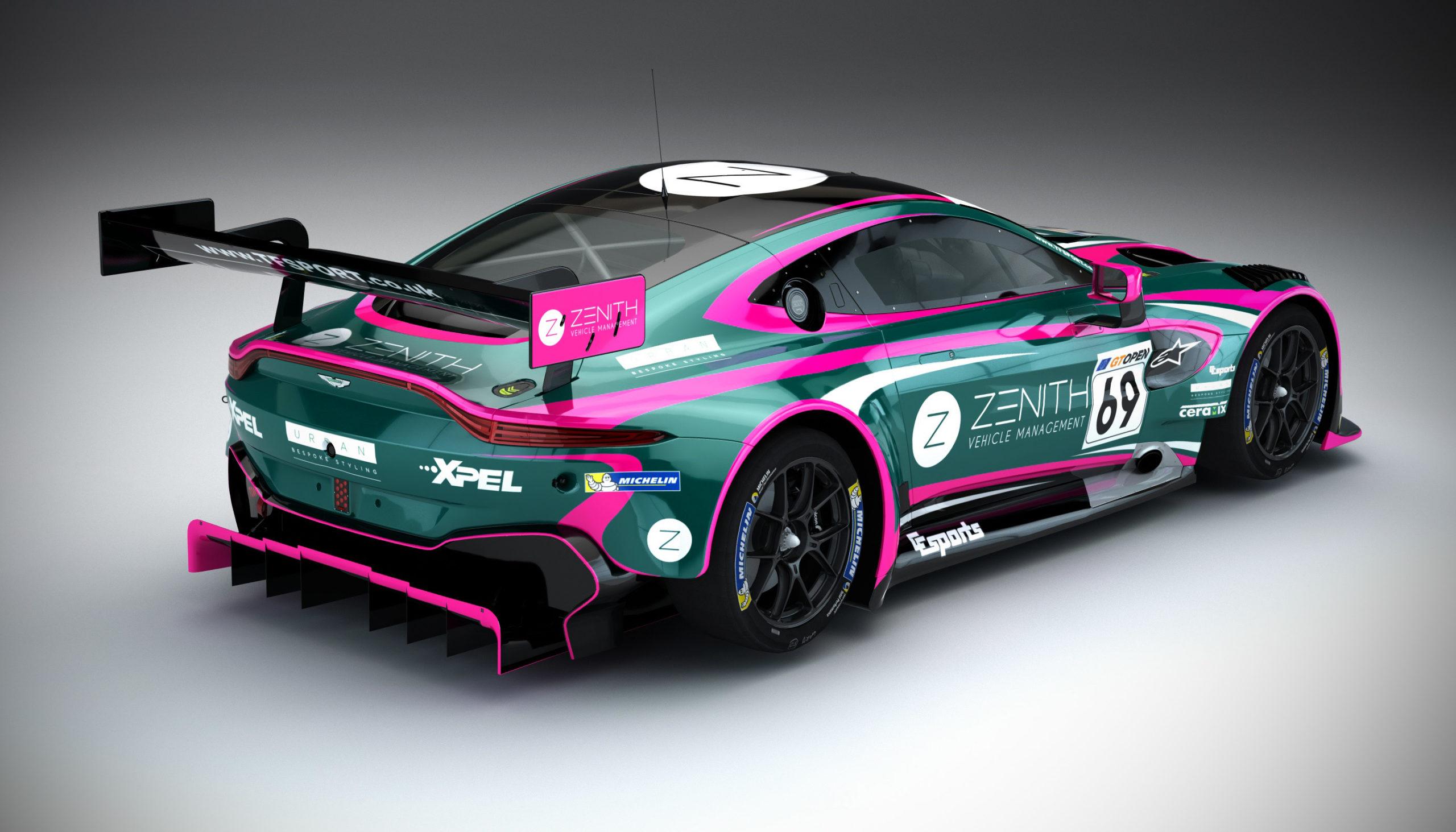 Charlie Eastwood-TF Sport-International GT Open 2021
