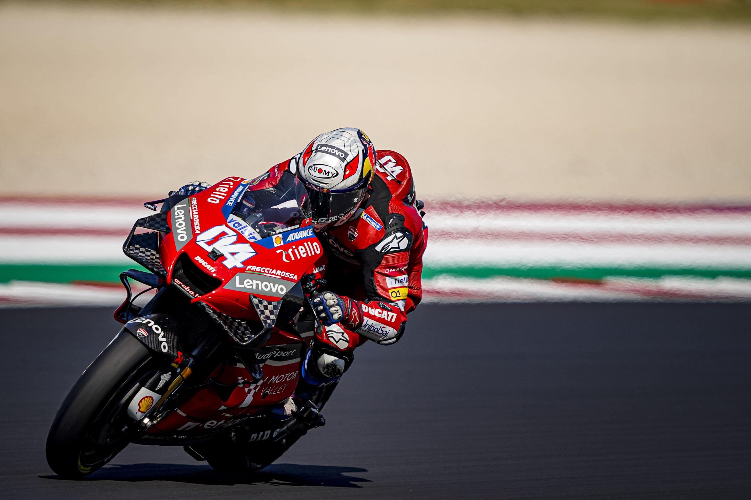 Andrea Dovizioso,  San Marino MotoGP. 13September 2020