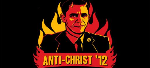 Image result for obama antichrist