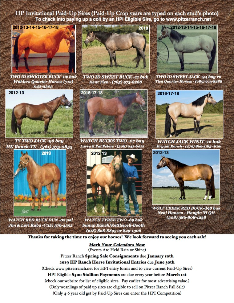 HPI Sires Page 8