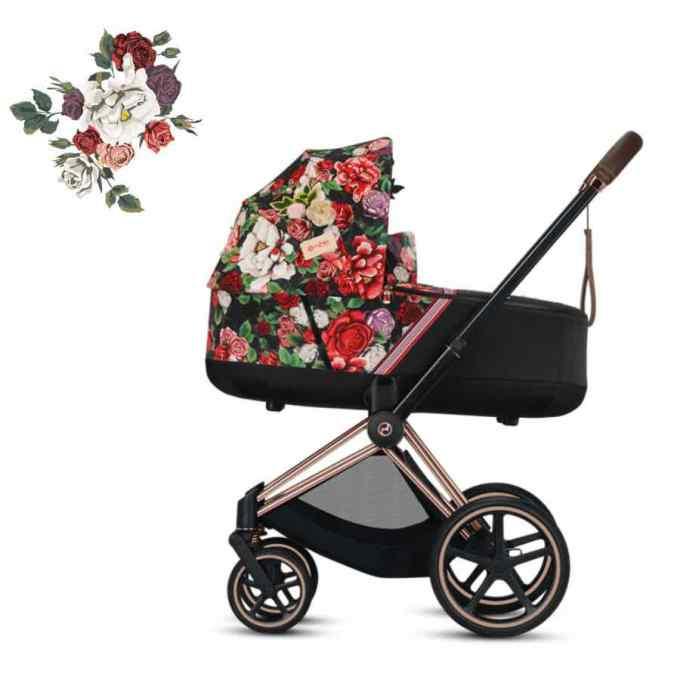 PRIAM Navicella Lux Spring Blossom