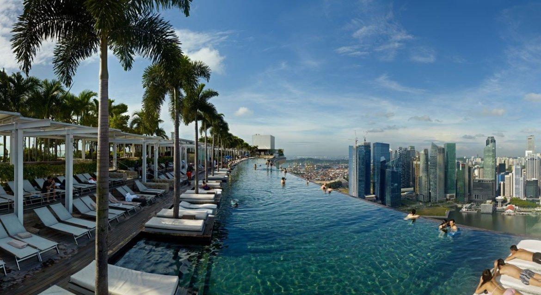 marina bay sand hotel singapore
