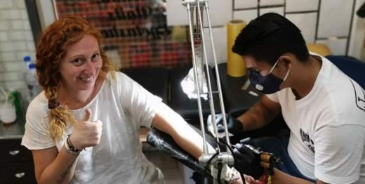 tatuaggi tema viaggio