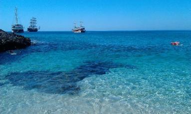Kleopatra Beach, Turchia