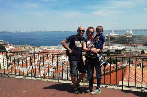 a Lisbona con i bambini
