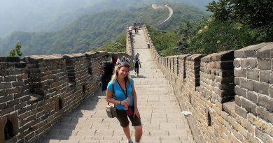 valeria salvai a Pechino