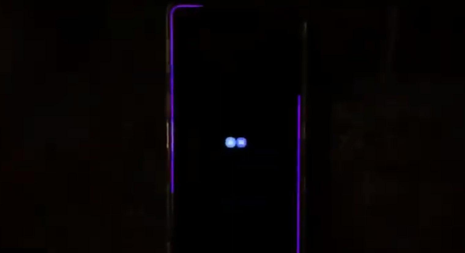 samsung galaxy s10 edge lighting not