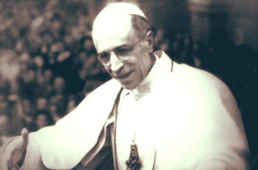 Pio XII, il papa di Gesù vivo
