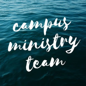 campus ministry team