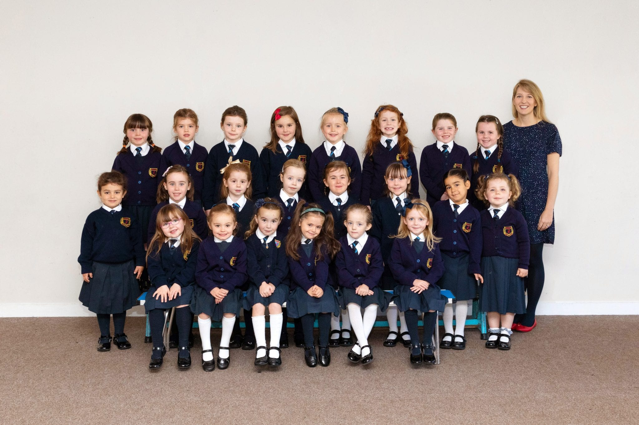 2019/20 Junior Infants - Ms McCarthy