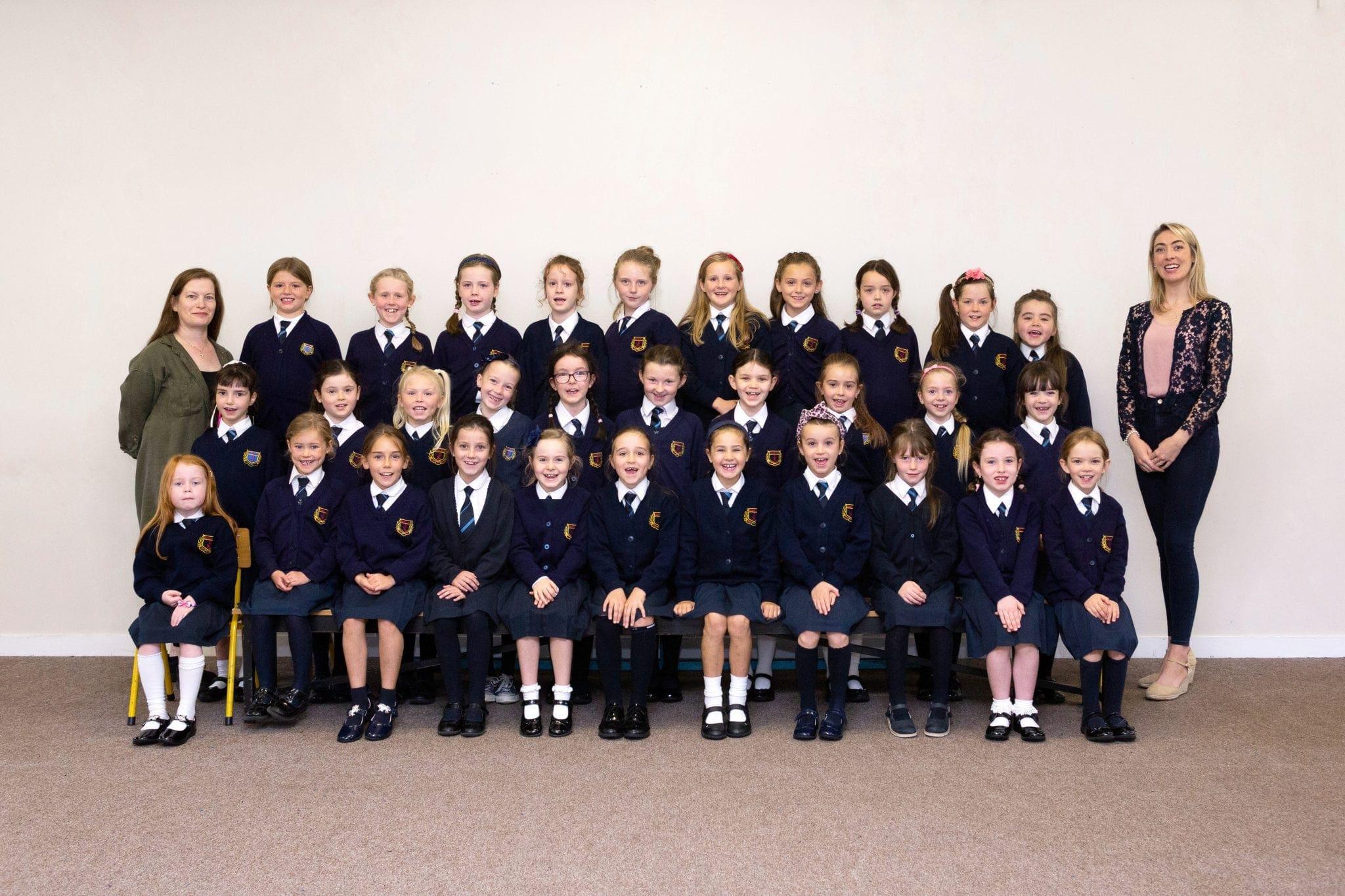 2019/20 2nd Class - Ms Hughes