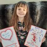 """Julinka 1st Ms FItzmaurice """"Mother's Day Cards I made"""""""