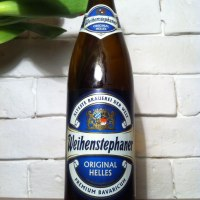 Weihenstephaner Original Helles Вайнштефанер Оригинал (Германия)