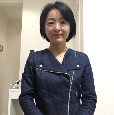 洋裁教室で付け衿製作の体験レッスン