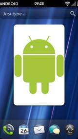 Android on webOS?