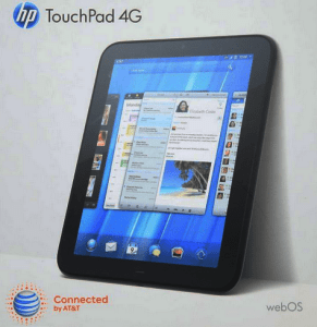 4gtouchpad
