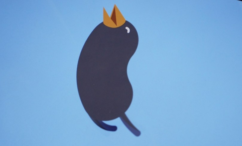 LG's Bean Bird Character from the webOS TV.