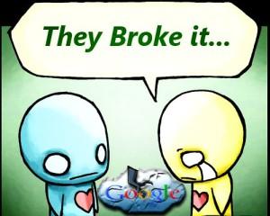 googlebroken
