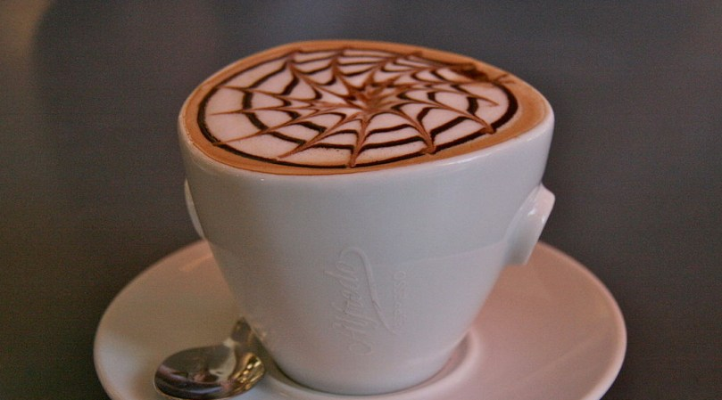 Caffe Latte - now with QtWebengineCaffè Latte - now with QtWebengine. Image: Tamorlan (wikimedia.org)