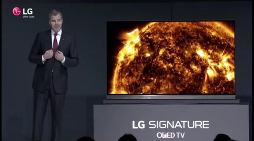 LG G6 at CES 2016