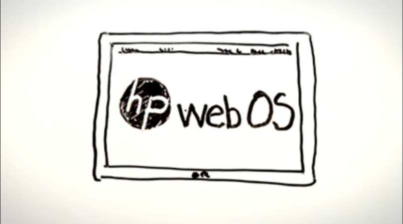 HP webOS video