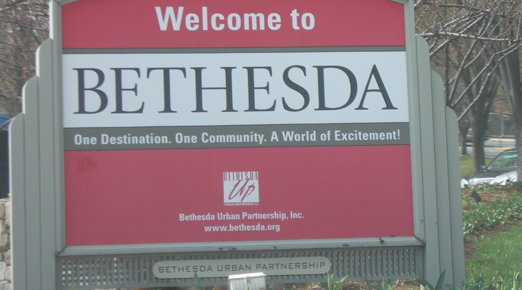 Welcome to Bethesda