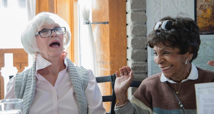 Marketing for Senior Living Communities