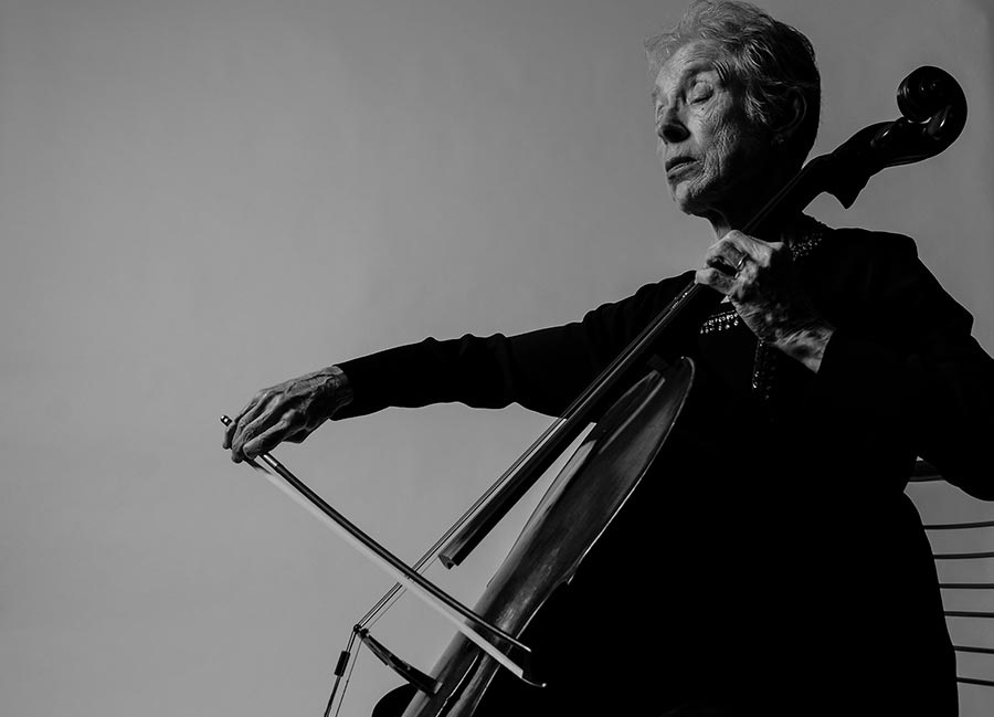 Q&A with Heidi Wagner of The Passions Project - Cello