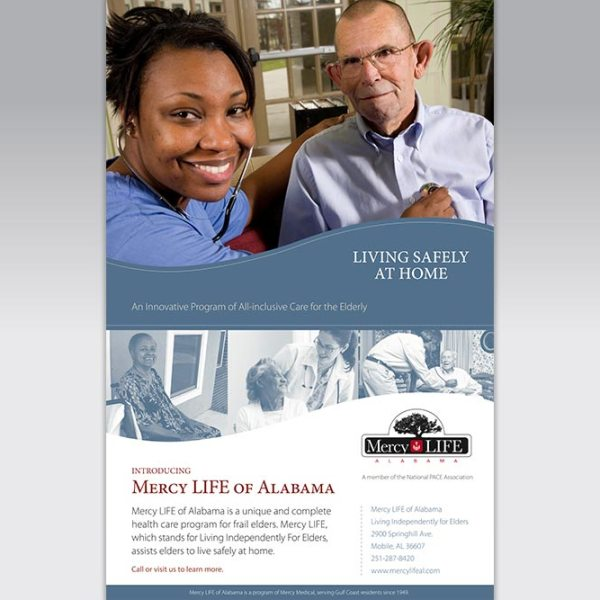 Poster for Mercy LIFE of Alabama