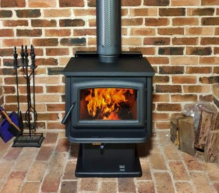 PACIFIC ENERGY SUPER WOOD HEATER