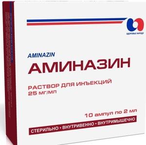 Аминазин с алкоголем последствия
