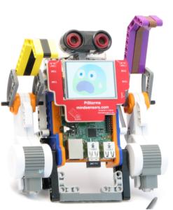 PiStorms robot
