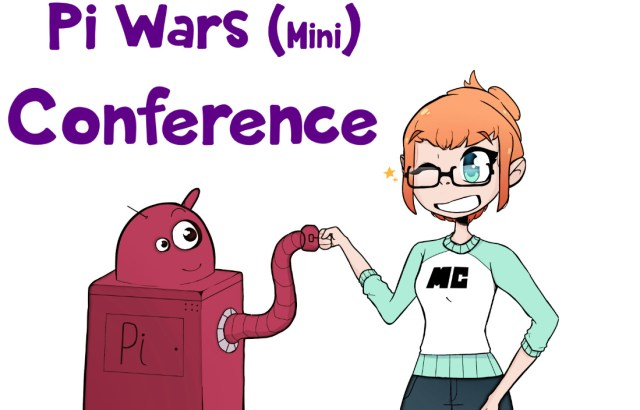 Pi Wars Conference logo