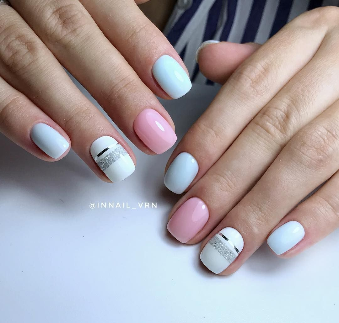 Office Style Manicure Fashionable Ideas For Modern 2020 Nail Design