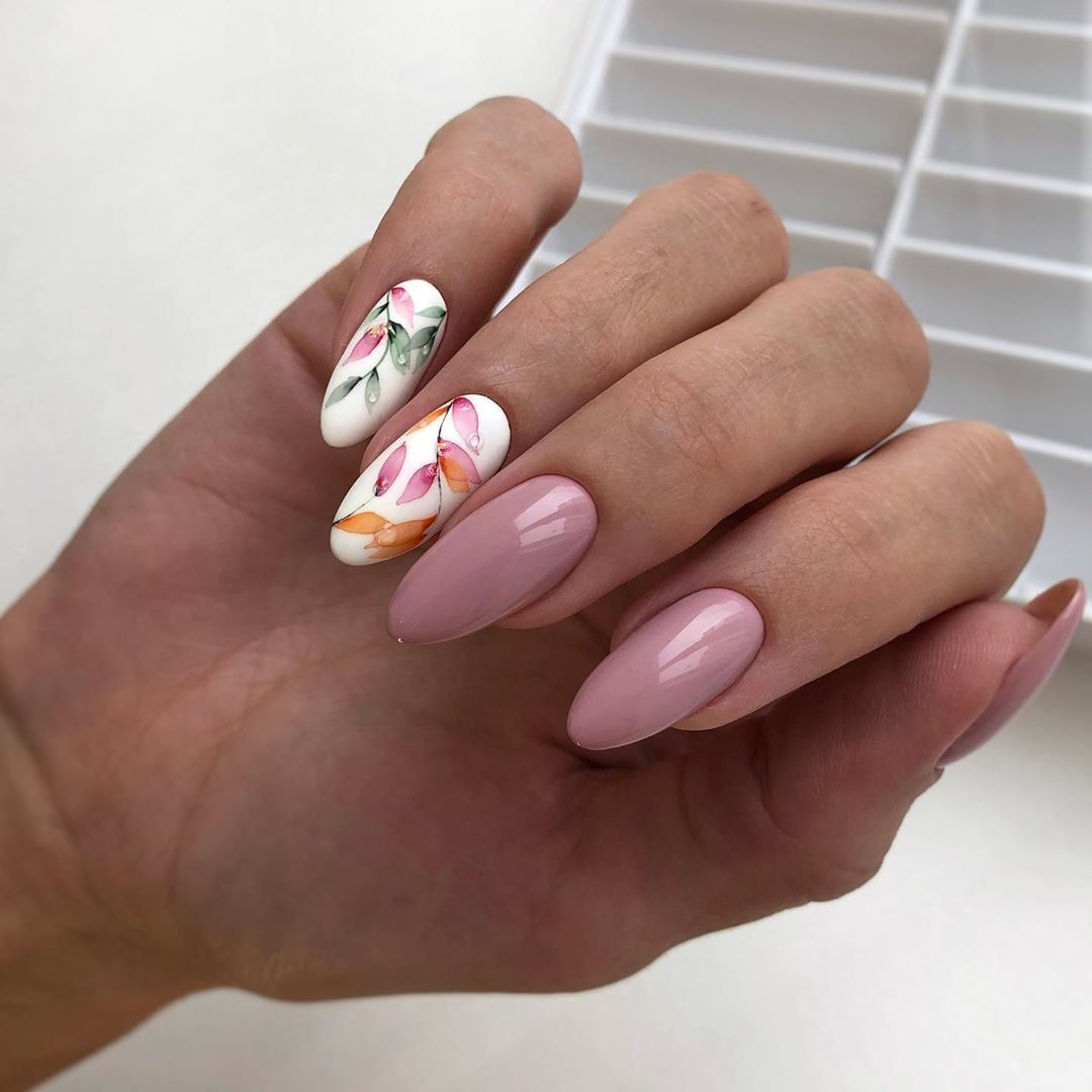 Spring Manicure Ideas 2020 For Short Nails