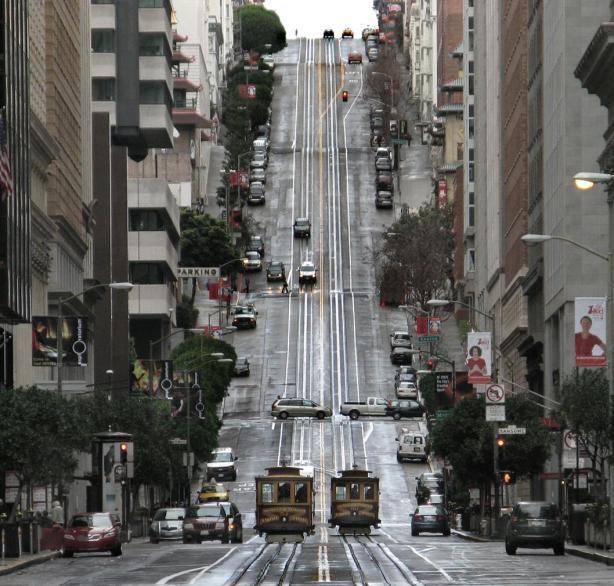 Nob hill San Francisco