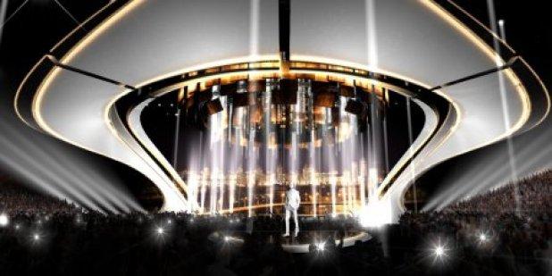 Eurovision 2017 Stage