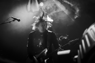Guitarist Jon Vegard