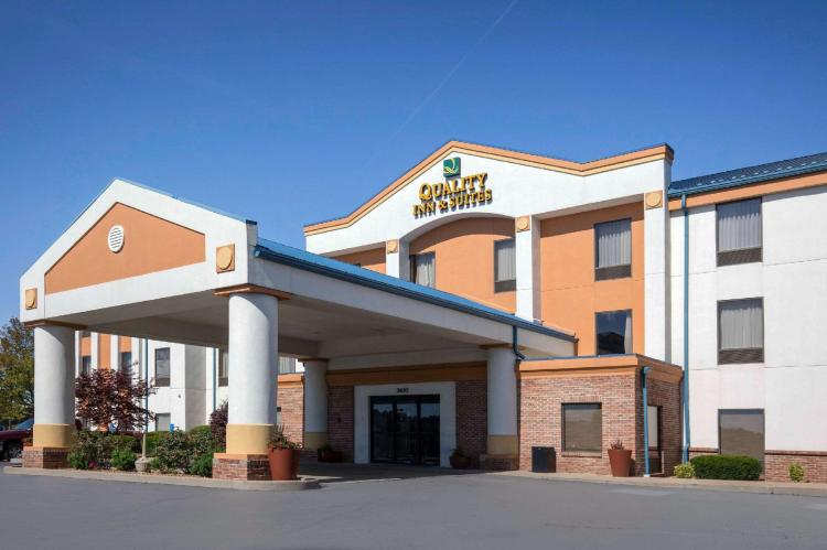 Quality Inn and Suites Arnold - St Louis