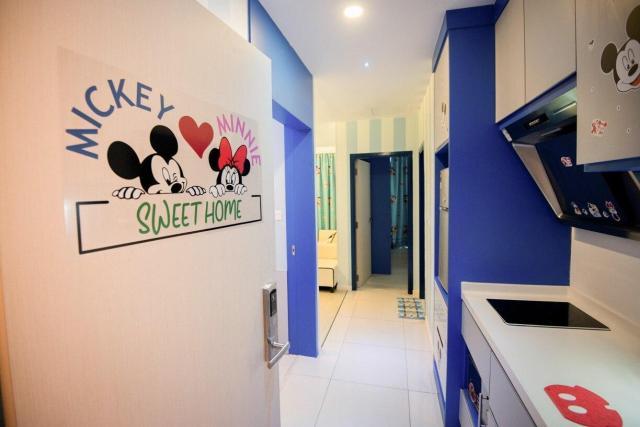 Pinstay Mickey Suites @ Sutera Avenue, KK