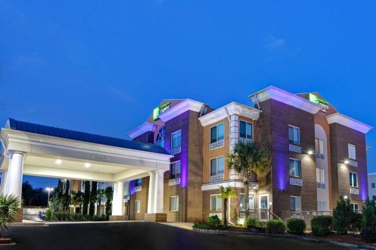 Holiday Inn Express Hotel & Suites Anderson I-85 - HWY 76, Exit 19B