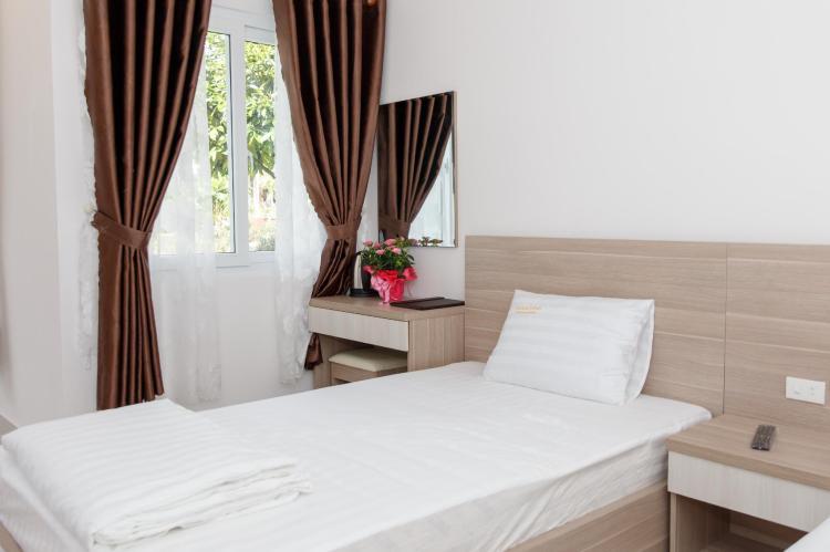 Bungalow Twin Bed Bao Loc (Dalat) Lam Dong Vietnam