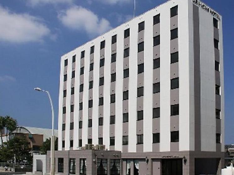 Kagoshima Daiichi Hotel Kishaba