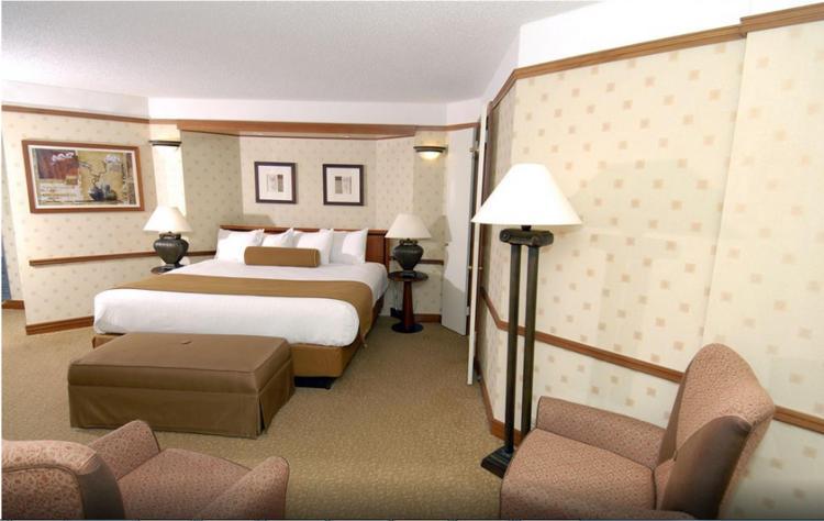 Bally's Atlantic City Hotel and Casino