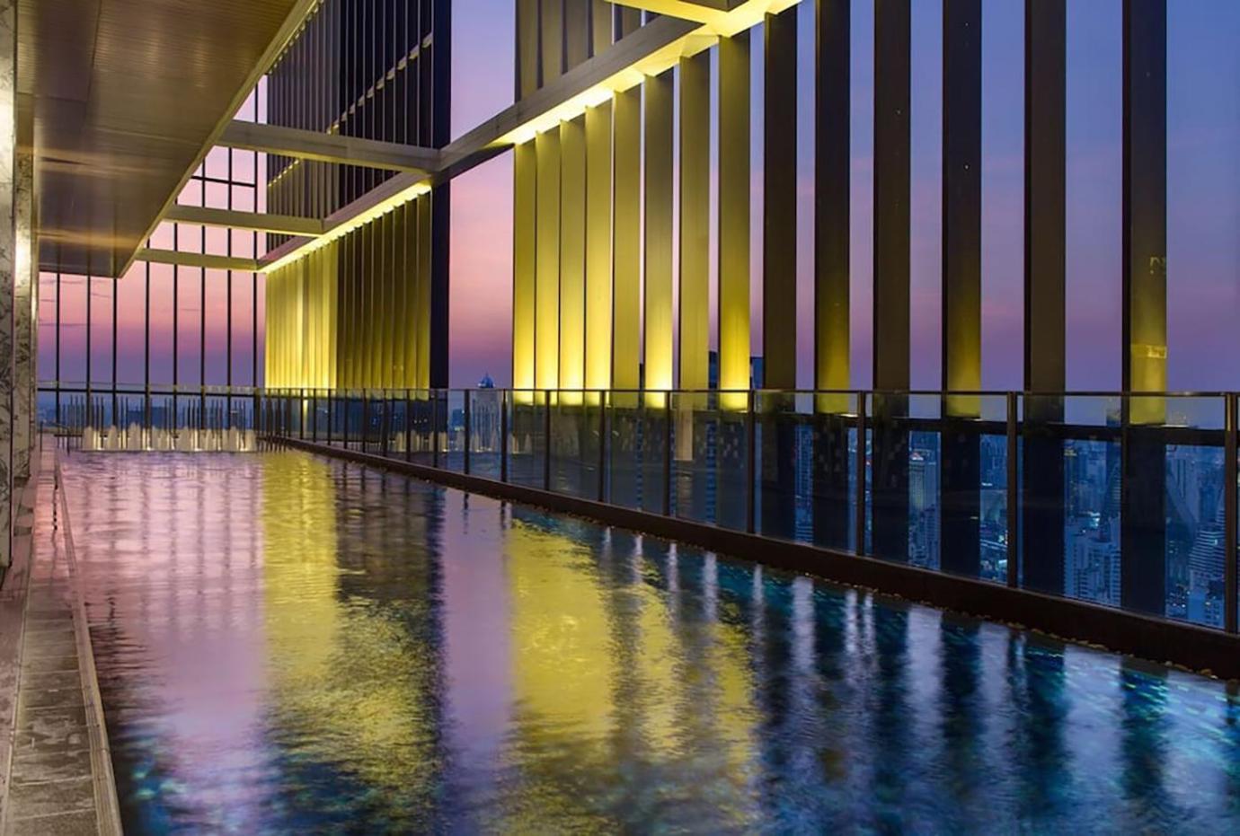 Park24 Luxury Sky swimming pool/BTS/One BR/40sqm Bangkok Bangkok Thailand