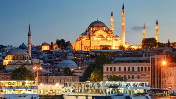Istanbul Is An Attractive Present