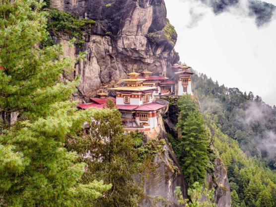 Bhutan - the cheapest country to visit from India