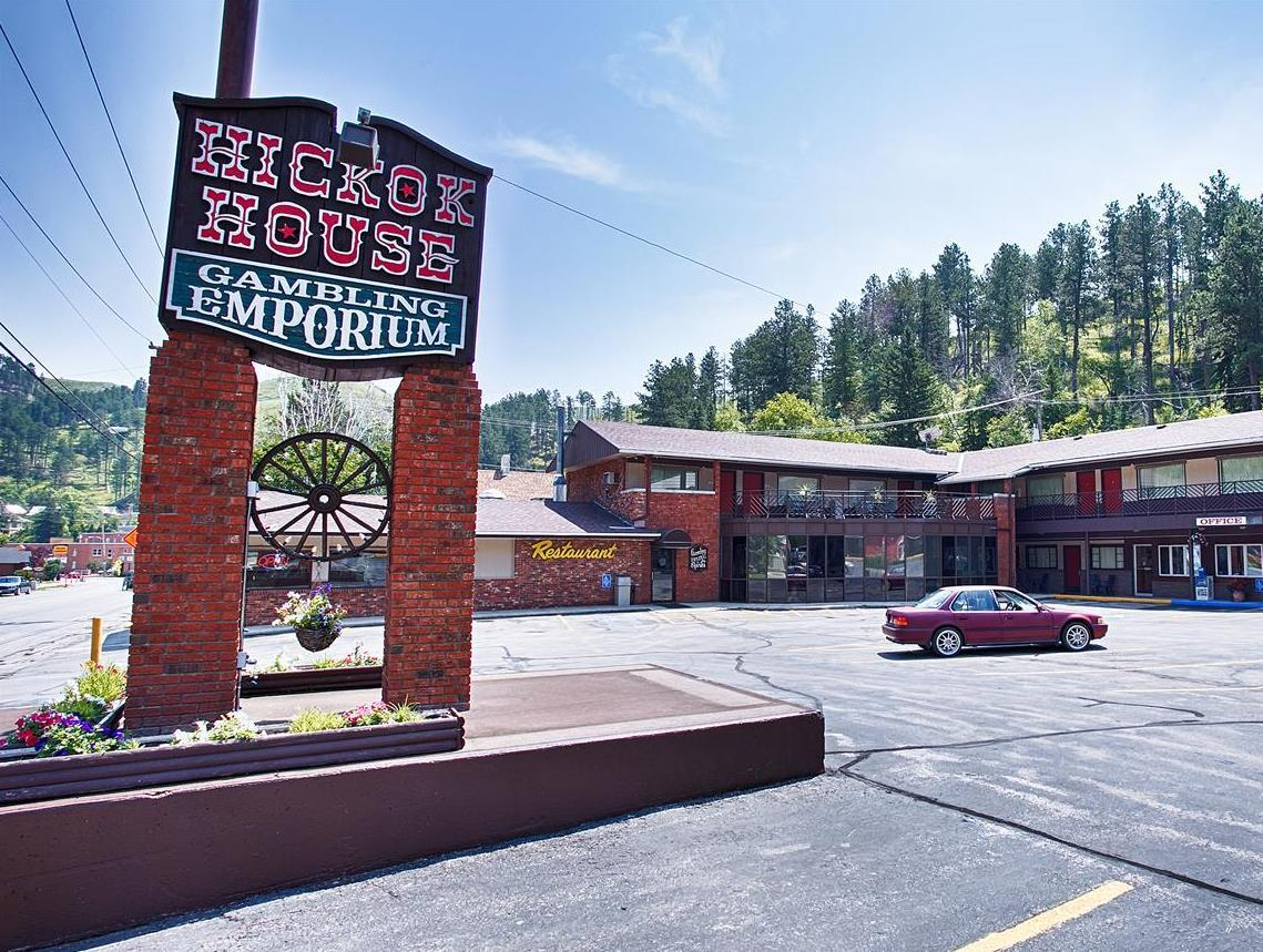 Best Western Hickok House Deadwood Sd United States