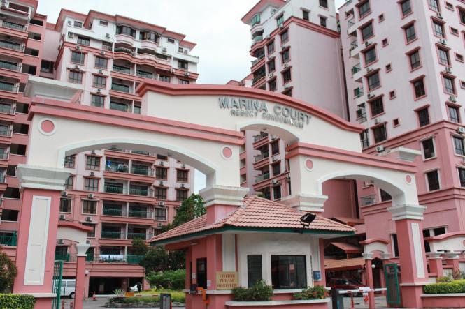 Marina Court Resort Inium Entire