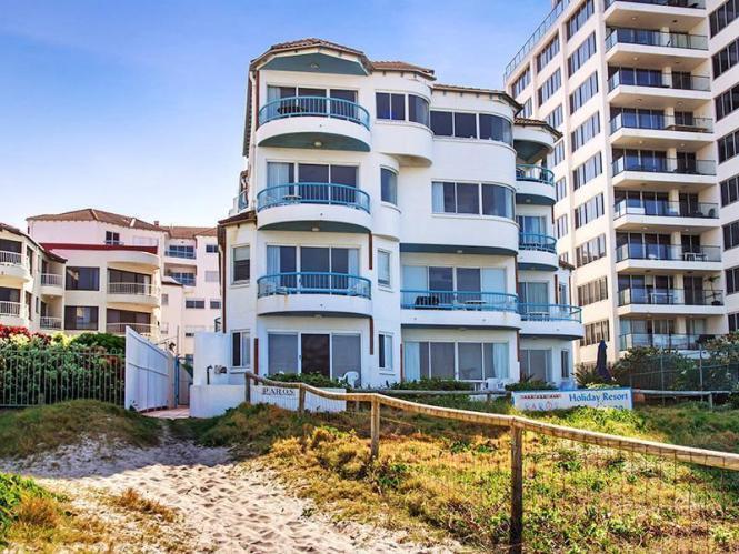 Paros On The Beach Apartment Serviced